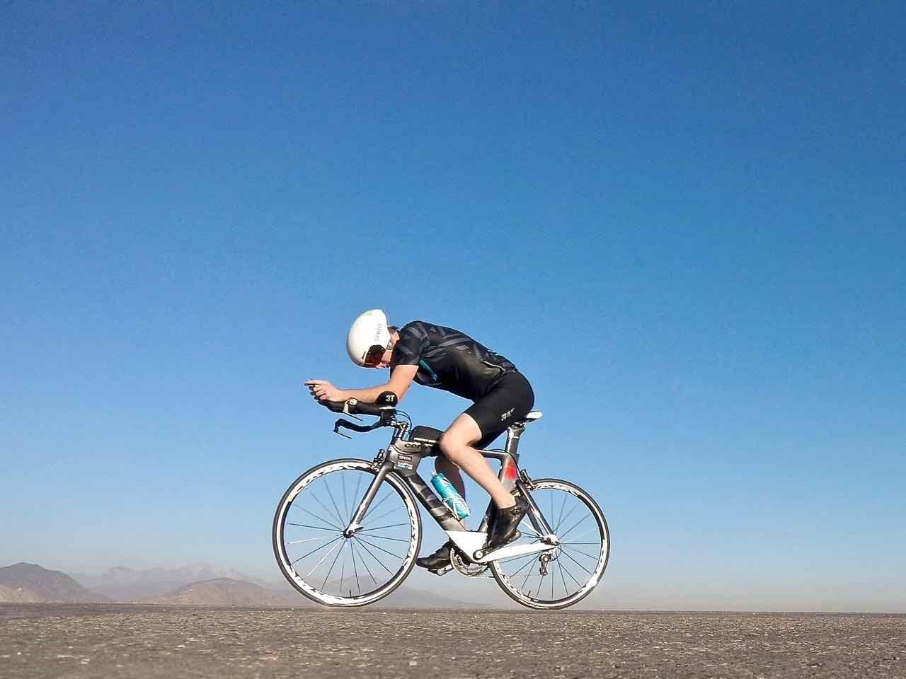 Ironman bike 2