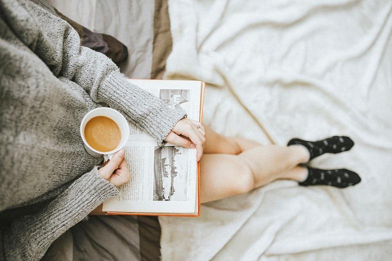 Training when sick - read a book