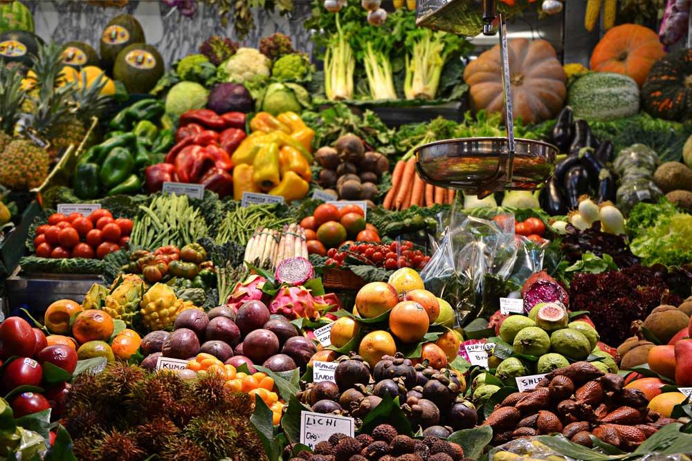 33fuel plant-based diet for athletes - go big on veggies