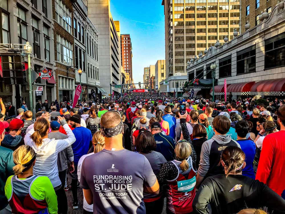 strength training for marathon runners - startline