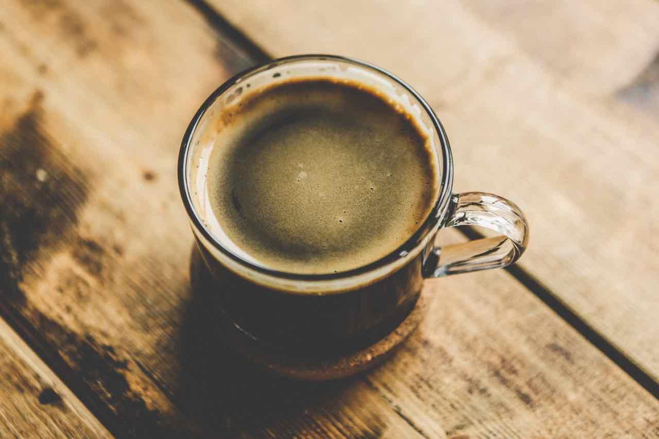 Michel Roux Jr marathon coffee
