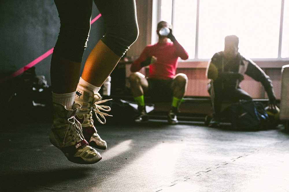 schedule strength training with marathon plan - skip