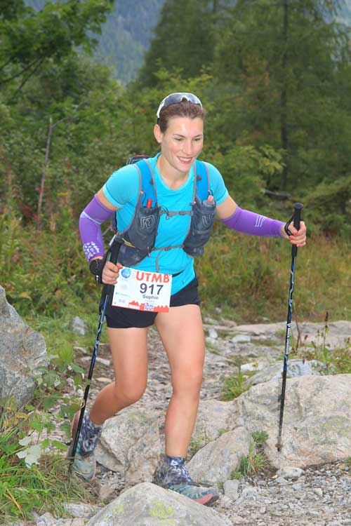 Sophie Power interview: ultra running, entrepreneurship and breastfeeding during UTMB - utmb