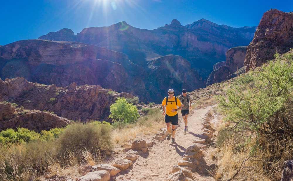 schedule strength training with marathon plan - trail