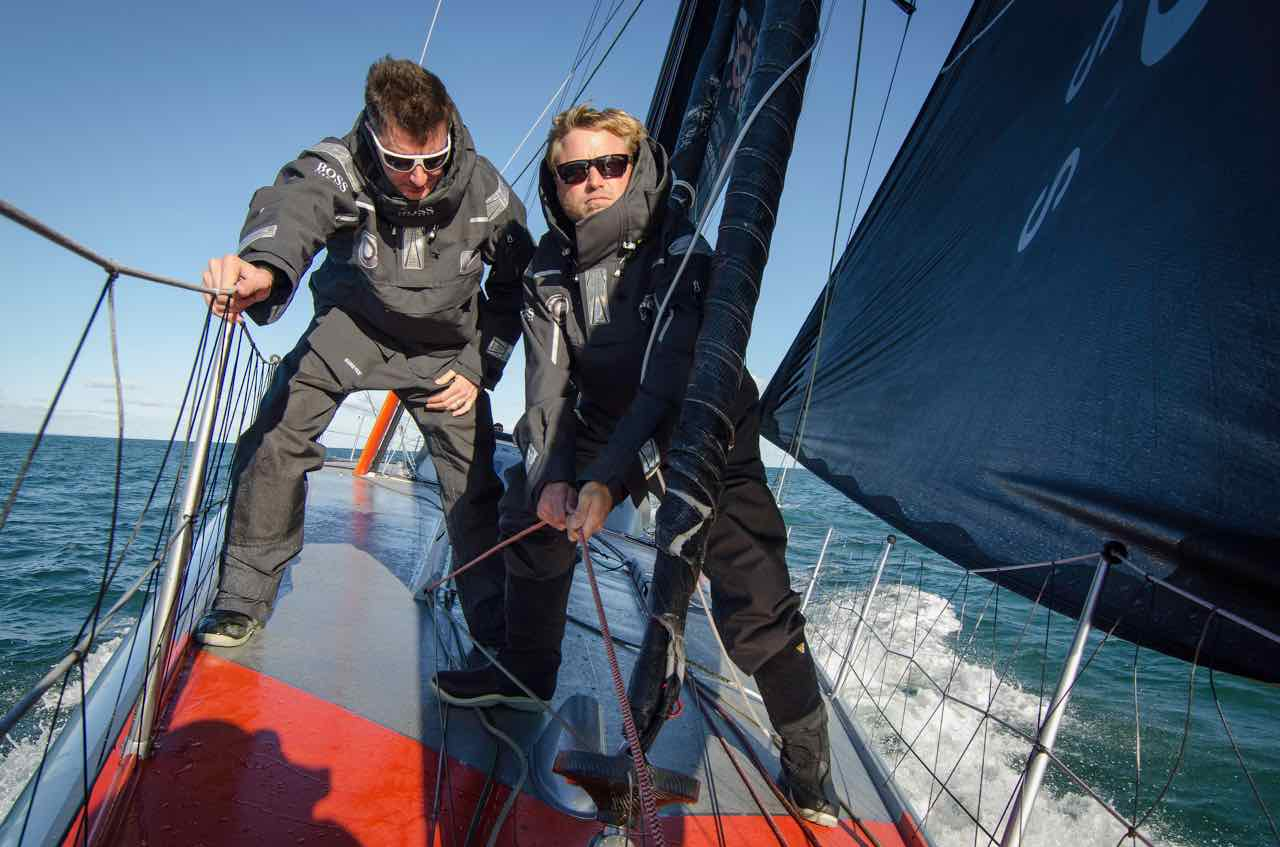 vendee globe extreme endurance 33shake france