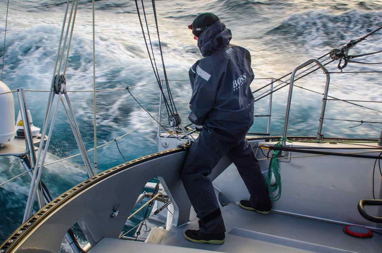 vendee globe extreme endurance 33shake overboard