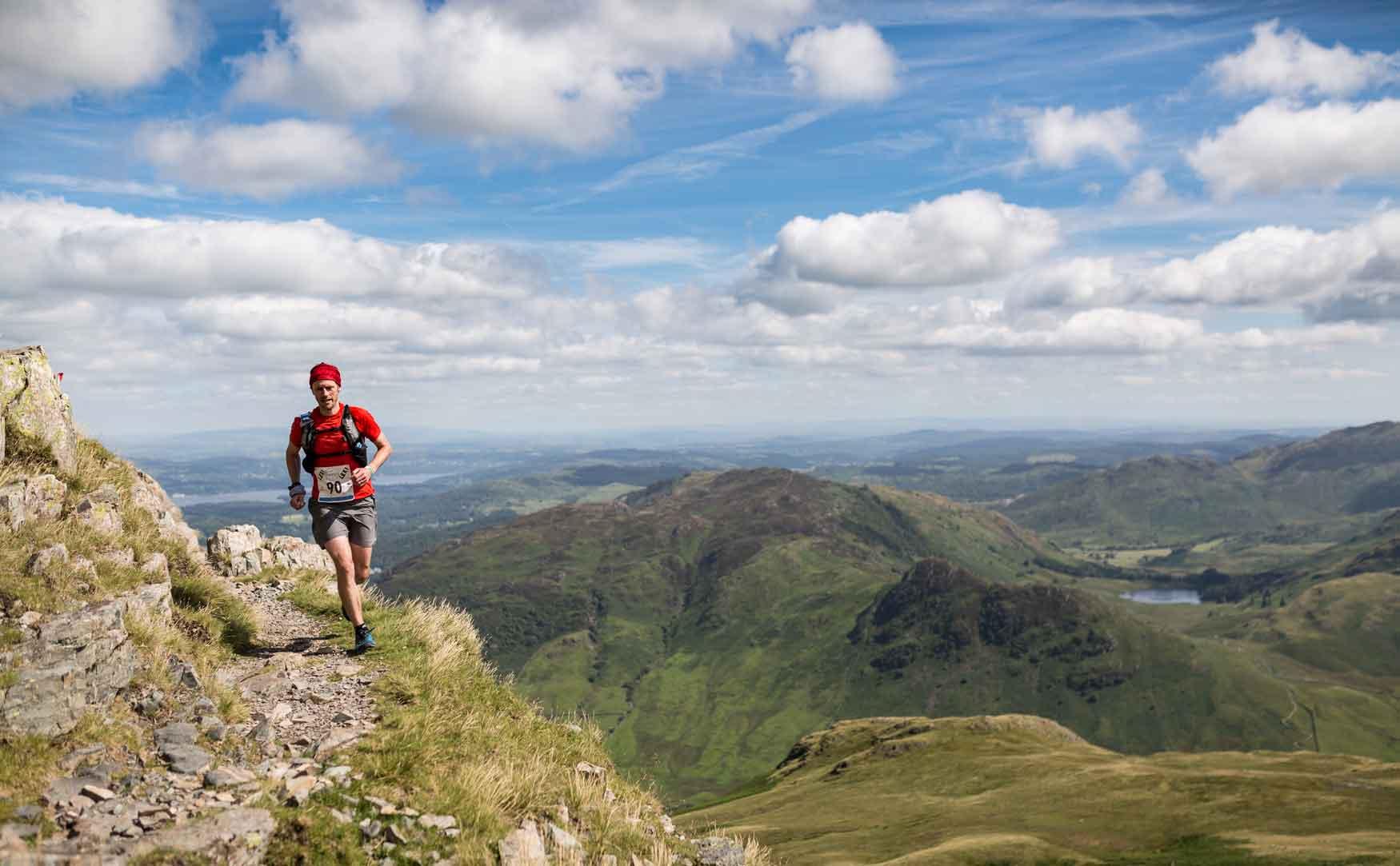 Ultramarathon nutrition - what does an elite ultramarathon runner eat?
