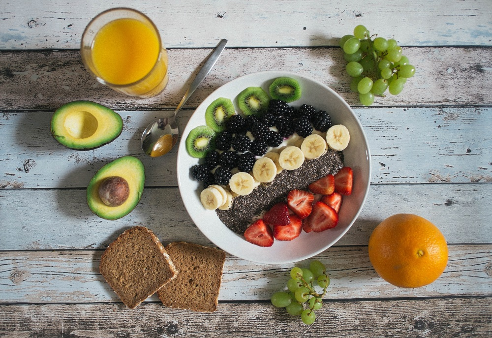 best endurance diet for running - whole foods