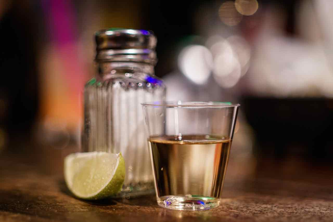 Winter training tips - tequila