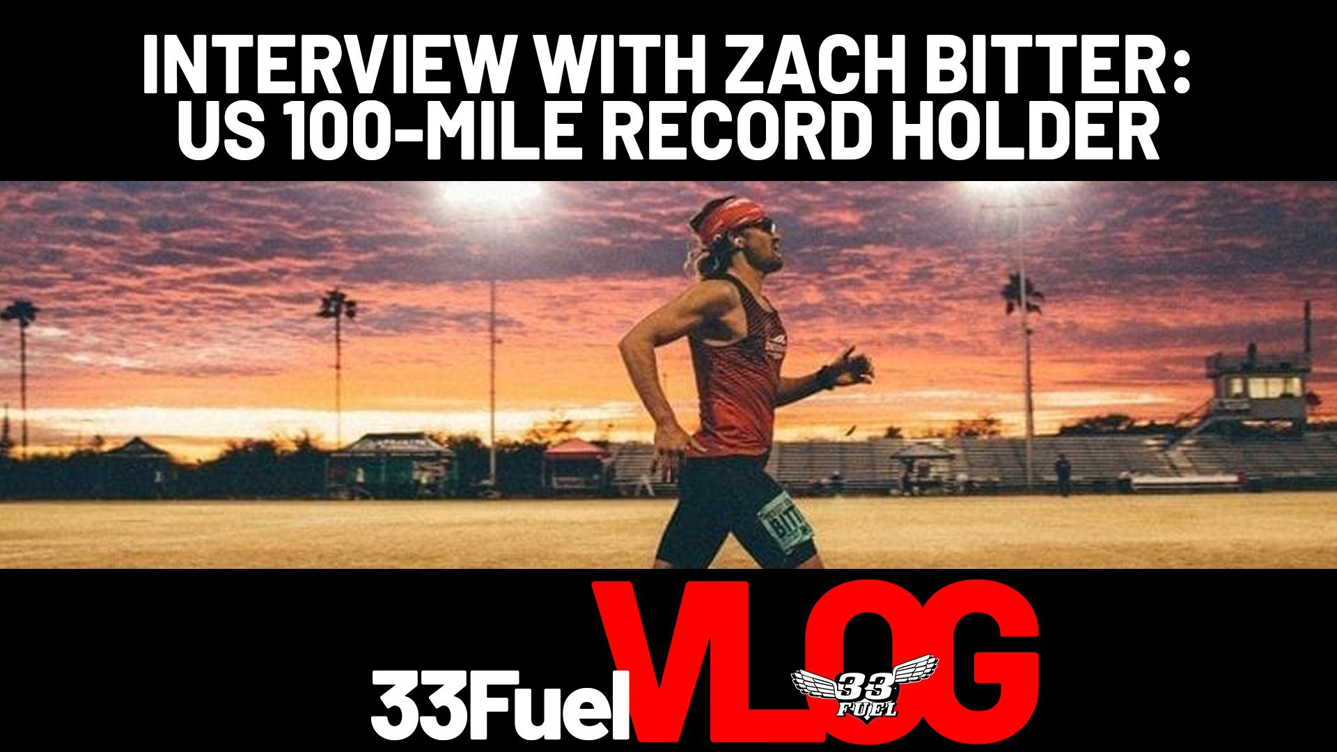 33fuel snacks for endurance athletes - zach bitter