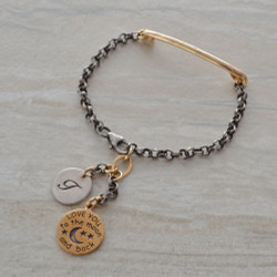 Personalized Heirloom Bracelet