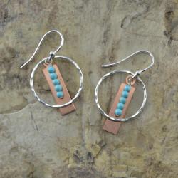 Copper Canyon Earrings