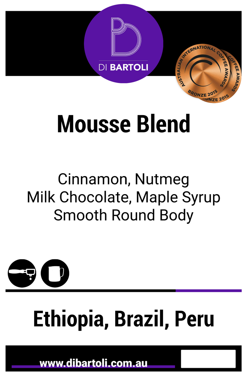 The Mousse Blend