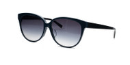 C3 Navy Blue and Black w/ Gray Gradient CR39 Lenses