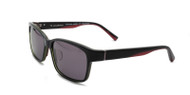 Midnight Blue and Mauve with Olive Trim w/ Solid Gray Polarized Lenses w/ Solid Gray Polarized Lenses (C2)