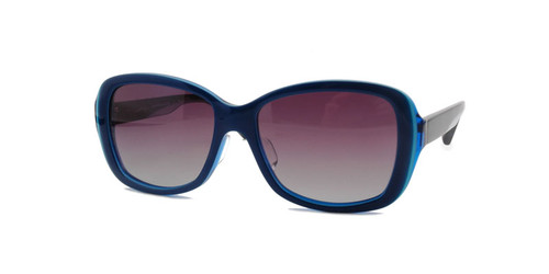 C1 Teal/Ocean Blue w/ Gray Gradient Polarized Lenses