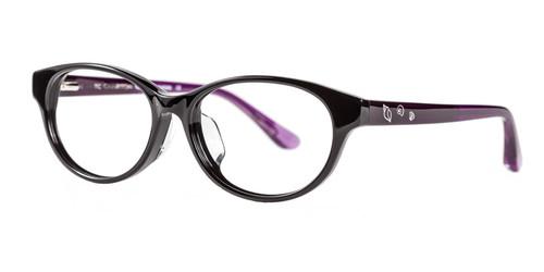 C1 Black / Purple Seashells