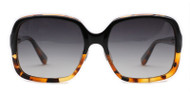 C1 Black Calico w/ Gray Gradient Polarized Lenses