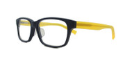 C2 Large Navy w/ Yellow Temples