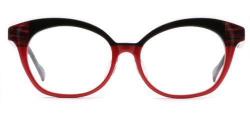 C1 Black/Red