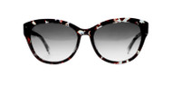 Dark Brown/Mint Havana  w/ Gray Gradient CR39 Lenses (C1)
