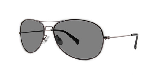 C1 Gun Metal w/ Dark Gray Gradient Polarized Lenses