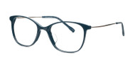 Prussian Blue Face / Silver Temples (C3)