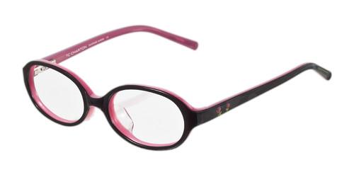 C1 Black/Pink w/tulip
