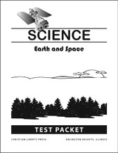Science: Earth and Space - Test Packet