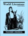 World Literature, 4th edition - Teacher's Manual
