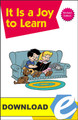 It Is a Joy to Learn - PDF Download