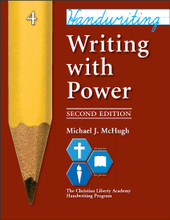 WITH POWER WRITING