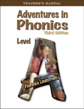 Adventures in Phonics: Level A, 3rd edition - Teacher's Manual