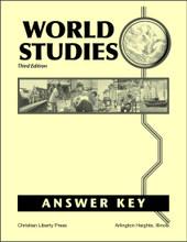 World Studies, 3rd edition - Answer Key