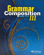 Grammar and Composition III, 5th edition