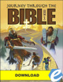 Journey Through the Bible: Book 1 - Pentateuch and Historical Books - PDF Download