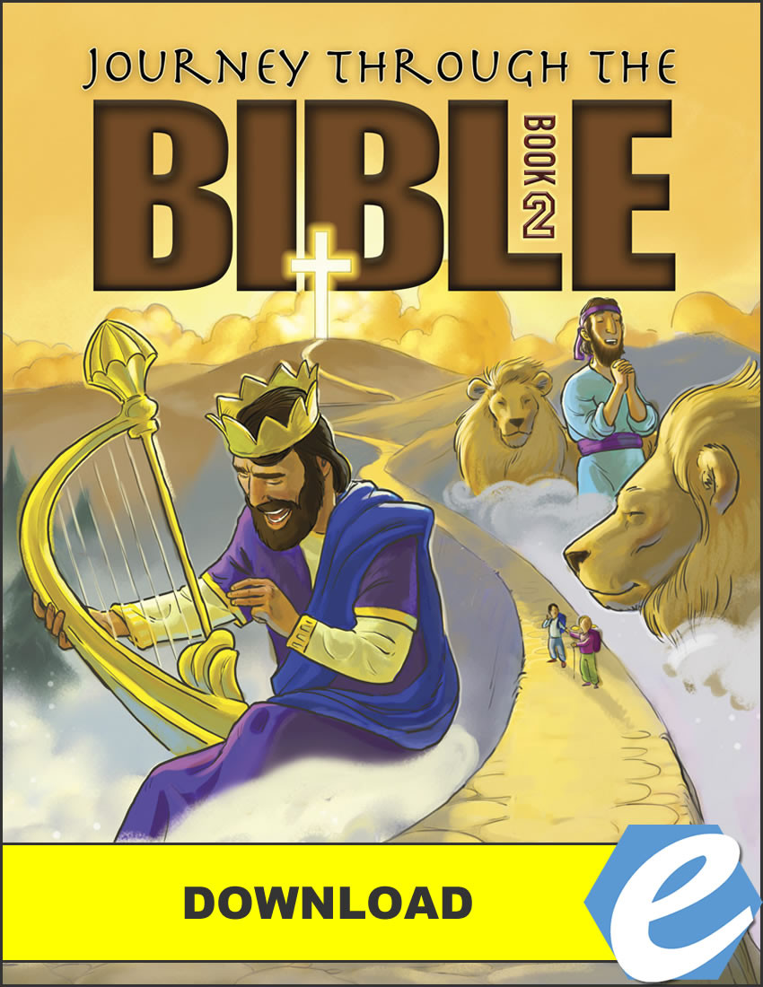 Journey Through the Bible: Book 2 - Wisdom and Prophetic Books - PDF