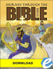 Journey Through the Bible: Book 2 - Wisdom and Prophetic Books - PDF Download
