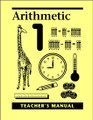 Arithmetic 1 - Teacher's Manual