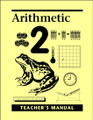 Arithmetic 2 - Teacher's Manual