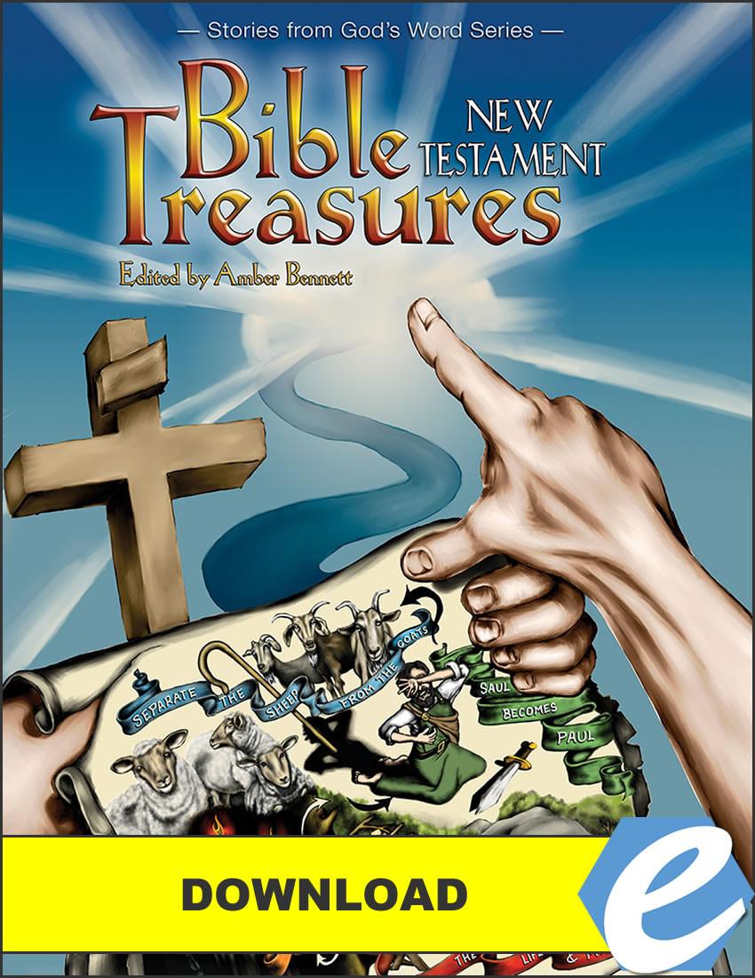 Bible Treasures New Testament Pdf Christian Liberty