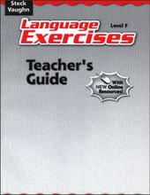 Language Exercises: Level F - Teacher's Guide
