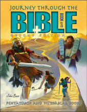 Journey Through the Bible: Book 1 - Pentateuch and Historical Books, 2nd edition