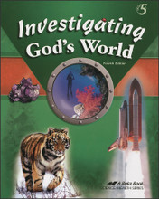 Investigating God's World, 4th edition