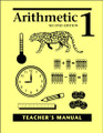 Arithmetic 1, 2nd edition - Teacher's Manual