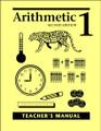 Arithmetic 1, 2nd edition - Teacher's Manual