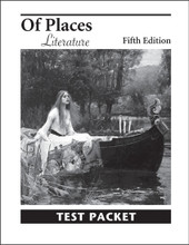 Of Places Literature, 5th edition - Test Packet