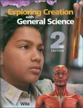 Exploring Creation with General Science, 2nd edition