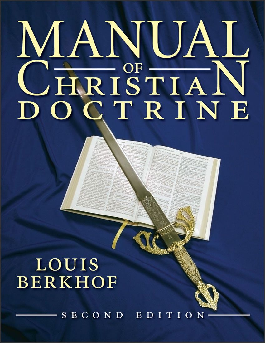 Manual of Christian Doctrine, 2nd edition. Loading zoom