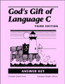 God's Gift of Language C, 3rd edition - Answer Key